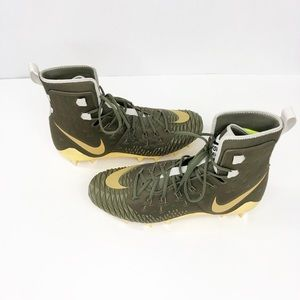 Nike Force Savage Elite TD Football Cleat Size 15